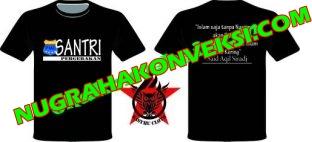 Konveksi Kaos Murah Bandung lengan Pendek