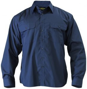 Konveksi baju Seragam Kerja Pabrik Lengan panjang