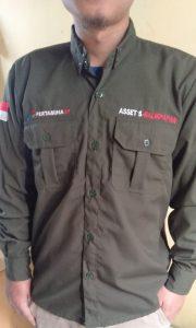 konveksi seragam PDL Murah Bandung Bahan Ripstop Cotton