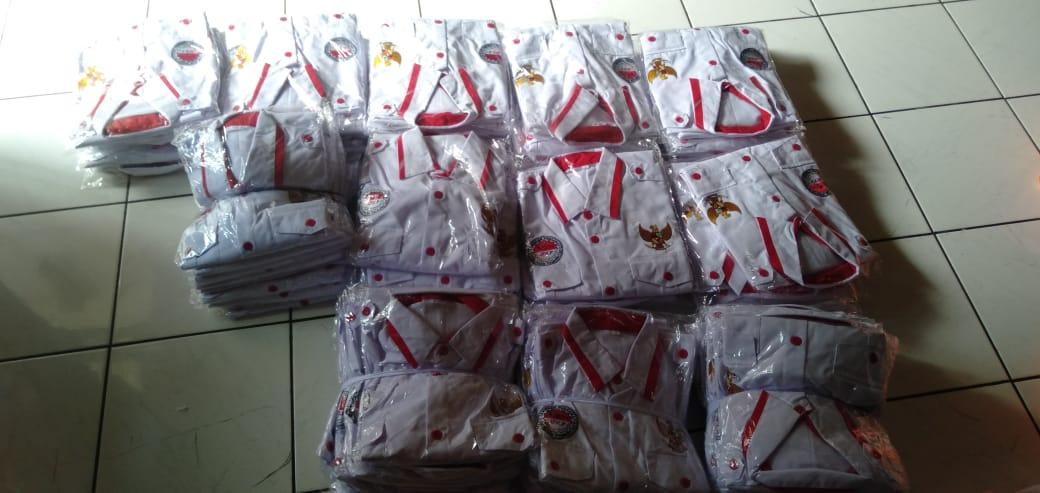konveksi seragam kemeja tactical instansi JPKP Bandung