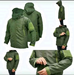 Konveksi jaket tactical warna hijau army