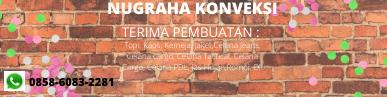 Pusat Konveksi Murah Bandung | WA 085860832281
