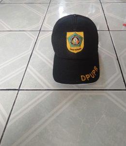 Konveksi topi murah DPUPR KAB. Bogor