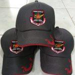 Konveksi topi murah dinas operasi Lanud Abd Saleh